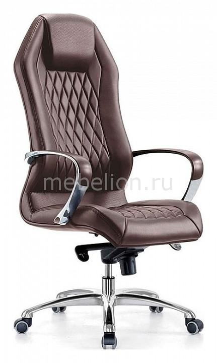 Кресло компьютерное Aura коричневое