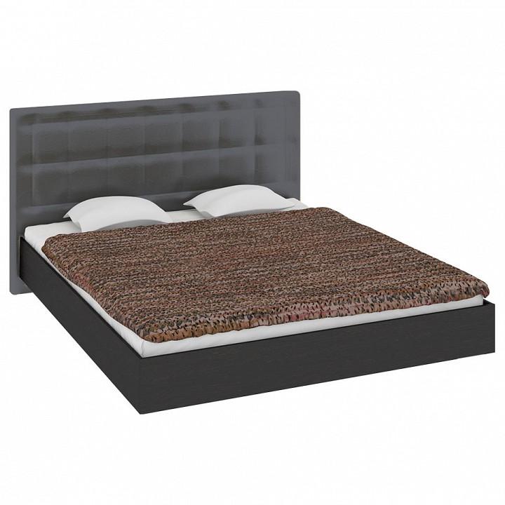 Мебель Трия Токио СМ-131.01.002-М купить кровать односпальную с ящиками недорого в москве