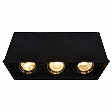 Накладной светильник Arte Lamp A5942PL-3BK Cardani