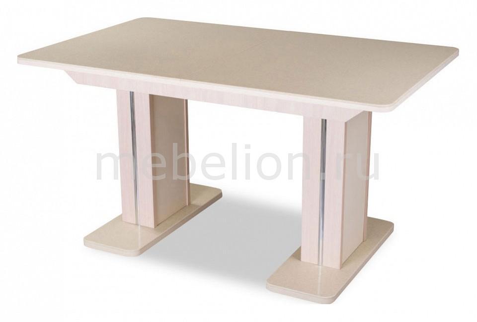 Стол обеденный Домотека Альфа ПР-2 с камнем normal альфа 3