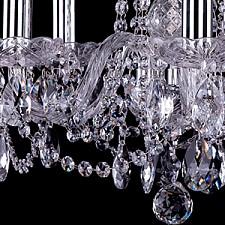 Подвесная люстра Bohemia Ivele Crystal 1402/5/141/Ni 1402