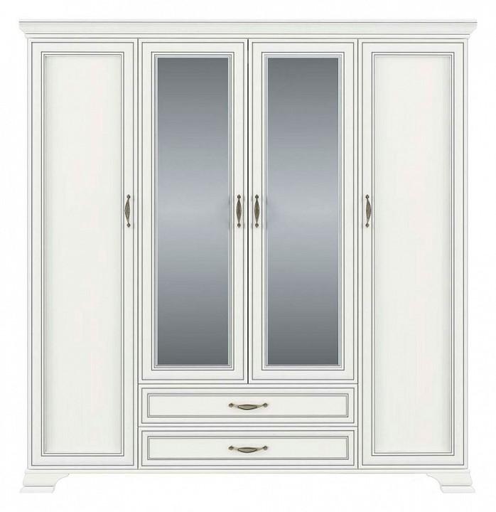 Шкаф платяной Tiffany 4D2S