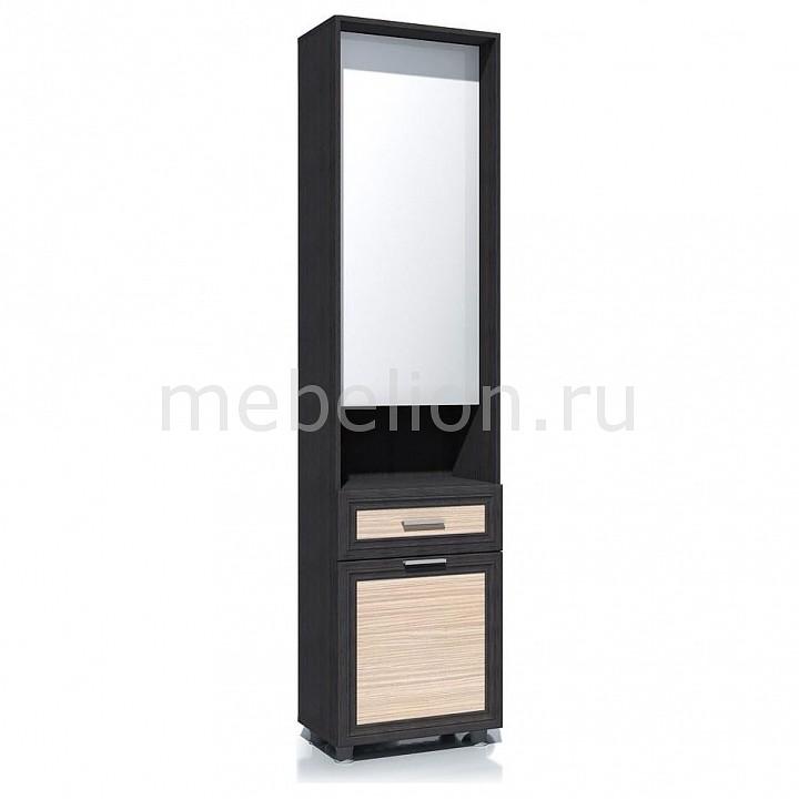 Шкаф комбинированный Астория 2 НМ 014.05-01 ЛР