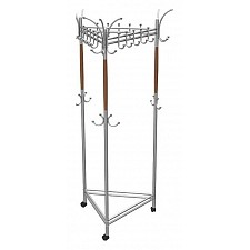 Вешалка напольная Мебелик Вешалка гардеробная Галилео 214