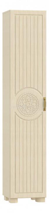 все цены на Шкаф для белья Компасс-мебель Монблан МБ-3 онлайн