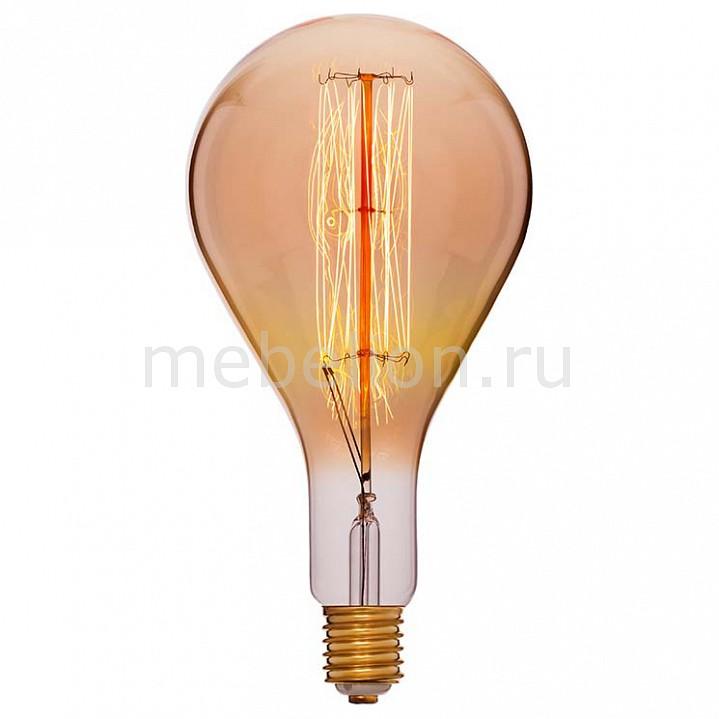 Лампа накаливания Sun Lumen PS160 E40 240В 95Вт 2200K 054-119