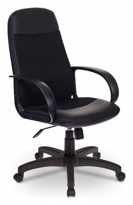 Кресло для руководителя Бюрократ CH-808AXSN/LBL+TW-11 бюрократ ch 808axsn синее mebelvia