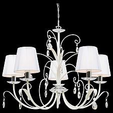 Подвесная люстра Arte Lamp A1743LM-5WH Romana Snow