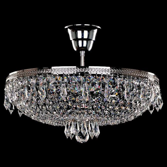 Люстра на штанге Bohemia Ivele Crystal 1927/35Z/Ni 1927