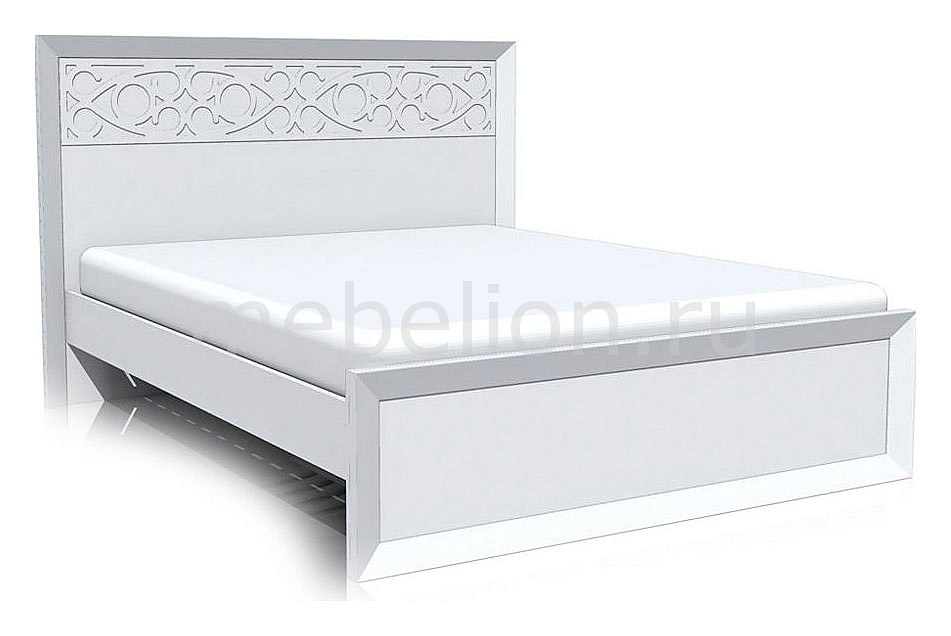 Кровать двуспальная Адель НМ 014.40