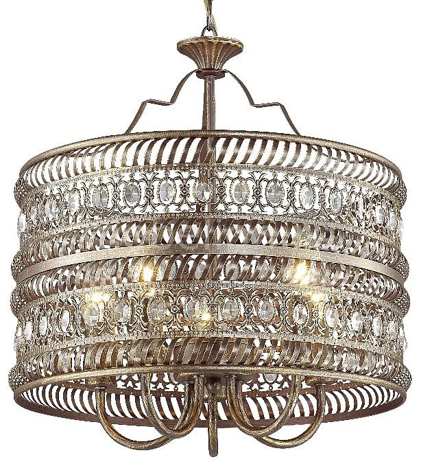 Купить Подвесной светильник Arabia 1620-5P, Favourite, Германия