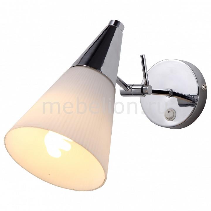 Купить Бра Brooklyn A9517AP-1CC, Arte Lamp, Италия