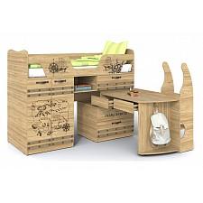 Набор для детской Сканд-Мебель Корсар-1