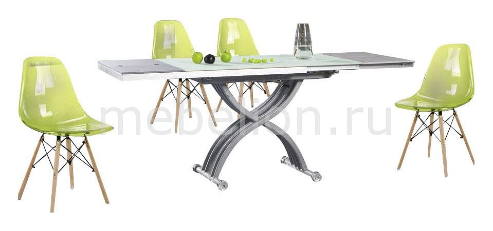 Набор обеденный ESF B2109W/PW071PC набор greenell стол 4 стула ftfs 1 зеленый