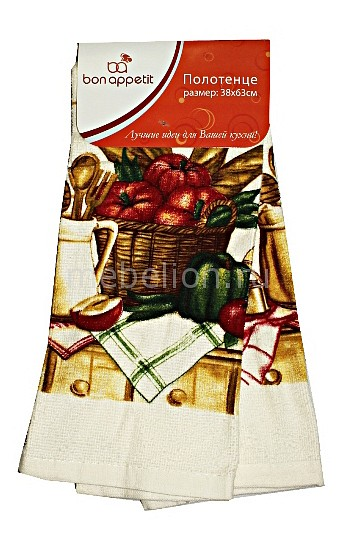 Полотенце для кухни Bon Appetit Breakfast полотенце для кухни bon appetit набор из 2 полотенец для кухни peony
