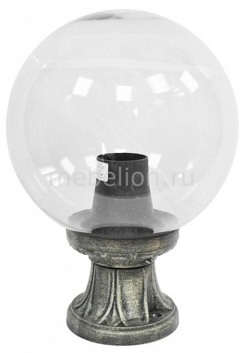 Наземный низкий светильник Fumagalli Globe 250 G25.110.000.BZE27 наземный высокий светильник fumagalli globe 250 g25 158 000 aye27
