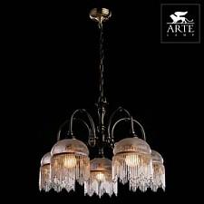 Подвесная люстра Arte Lamp A3191LM-5AB Victoriana