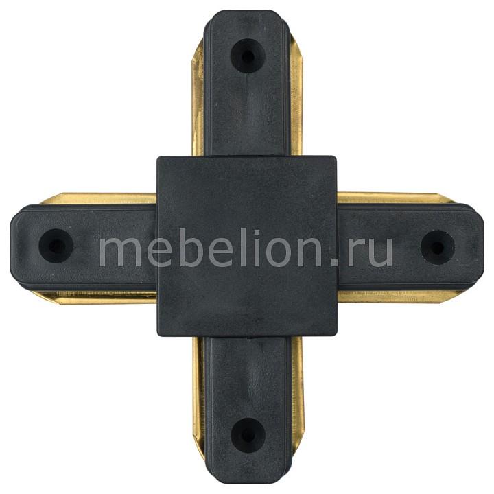 Соединитель DeMarkt Трек-система CON 2X BL коннектор de markt трек система con 2x bl