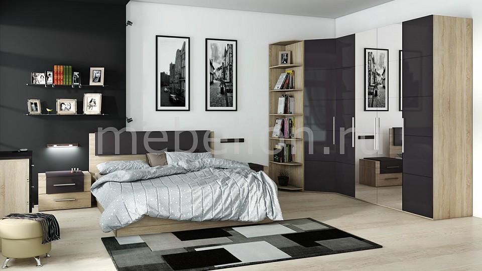 Гарнитур для спальни Мебель Трия Ларго Люкс ГН-181.012 cтенка для гостиной трия нео пм 106 00 дуб сонома