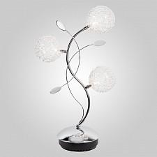 Настольная лампа декоративная 4800/3 хром