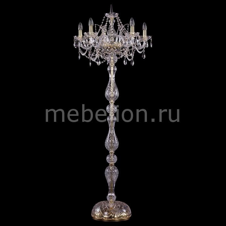 Торшер Bohemia Ivele Crystal 5511/5/195-160/G 5511