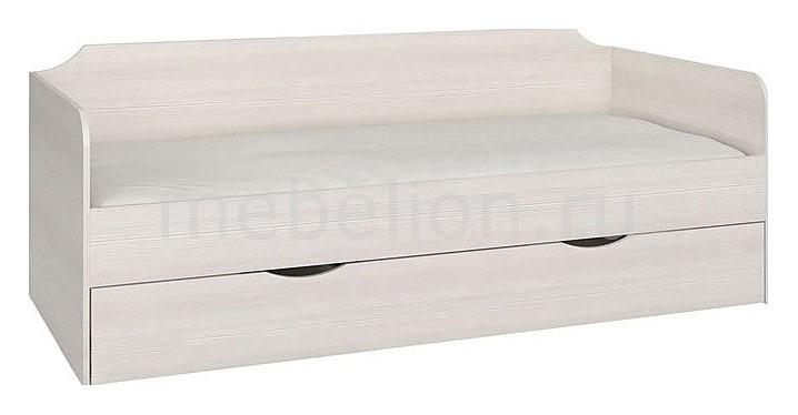 Кровать Флауэ СТЛ.093.28 сосна авола