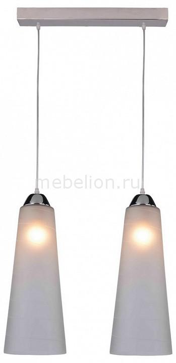 Подвесной светильник IDLamp Iris Glos 236/2-Chrome подвесной светильник idlamp iris glos 236 2 chrome