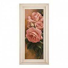 Панно (29х60 см) Цветы 296-348