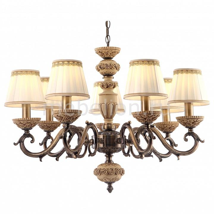 Подвесная люстра Arte Lamp A9575LM-7AB Cherish