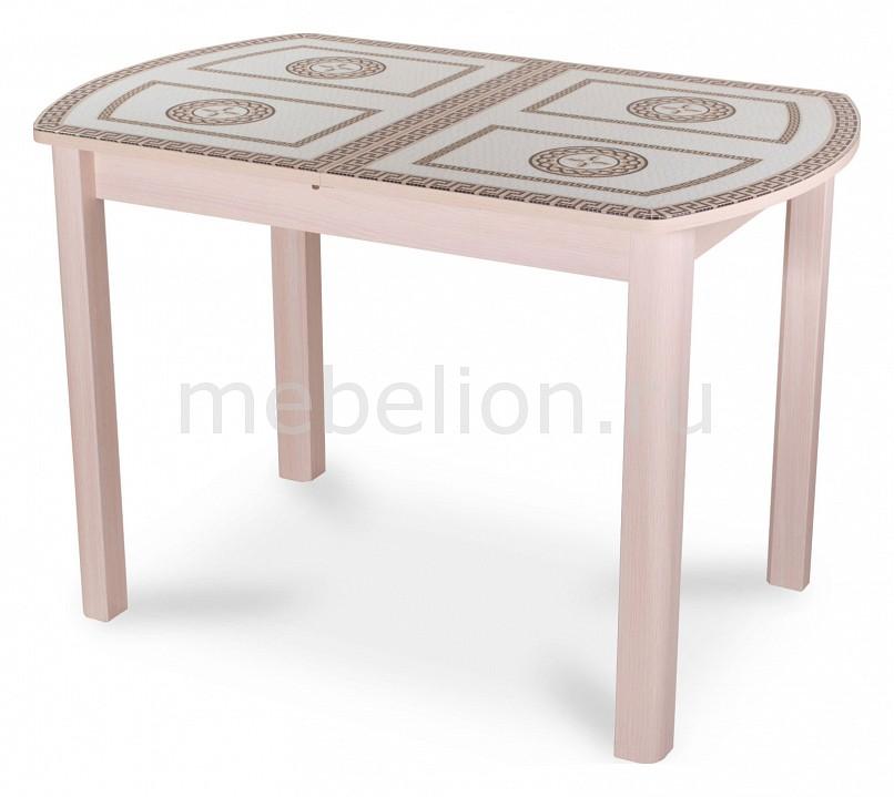Стол обеденный Гамма ПО-1 со стеклом