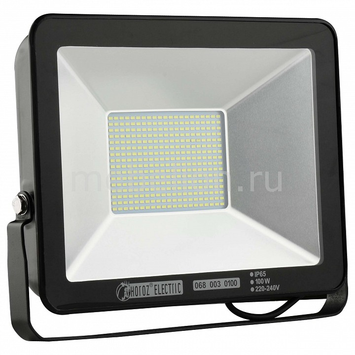 Настенный прожектор HL170LE 068-003-0100 Черный