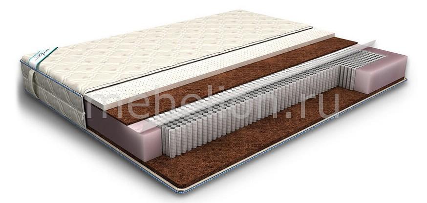 Матрас полутораспальный Дрема Микропакет Мидл Эконом 1950х1400 матрас полутораспальный дрема микропакет мидл эконом 1950х1200