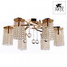 Потолочная люстра Arte Lamp A3028PL-6GO Cascata