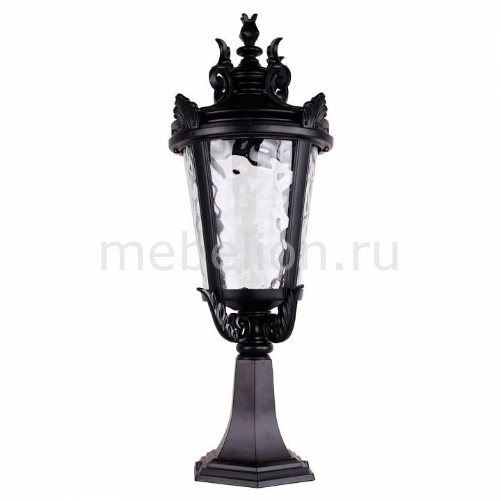 Наземный низкий светильник Feron Прага 11368 наземный низкий светильник feron сочи 11252
