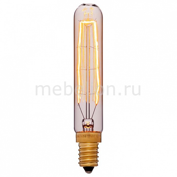Лампа накаливания Sun Lumen T20 E14 240В 40Вт 2200K 054-188