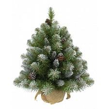 Ель новогодняя Triumph Tree (60 см) Императрица с шишками 73701