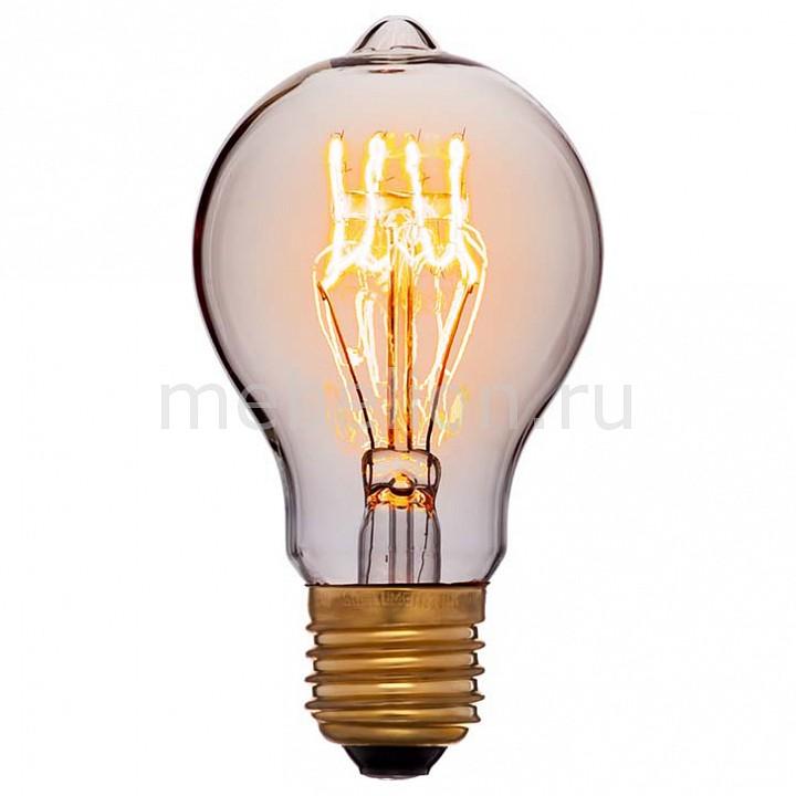 Лампа накаливания Sun Lumen A60 E27 240В 40Вт 2200K 051-866