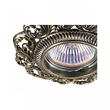 Встраиваемый светильник Novotech 370024 Vintage