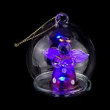 Елочный шар АРТИ-М (5х7 см) Ангелочек 594-053