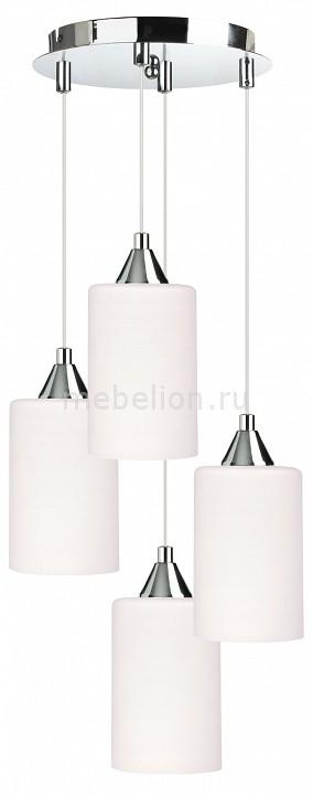 Купить Подвесной светильник PND.101.04.01.CH+S.05.WH(4), 33 идеи, Россия