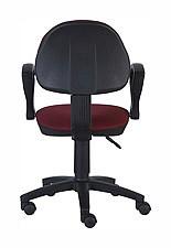 Кресло компьютерное CH-318AXN бордовое