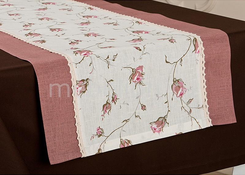 Салфетка АРТИ-М Английская роза пламенная роза тюдоров