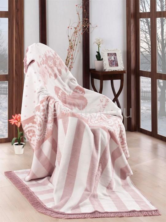 Плед Arya (200х220 см) Molly arya arya корзина компактная цвет розовый 18х18х9 см