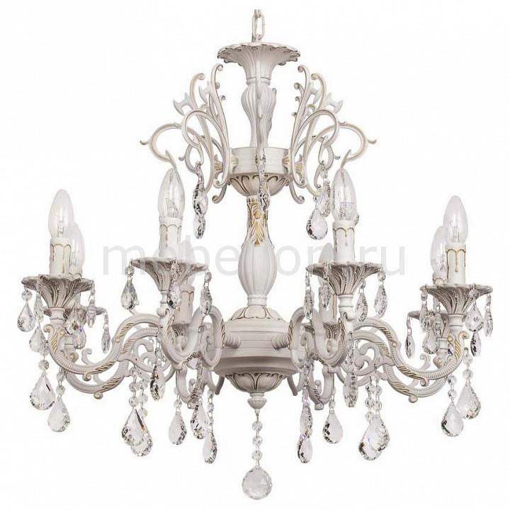 Подвесная люстра MW-Light Свеча 301014808 если свеча трещит