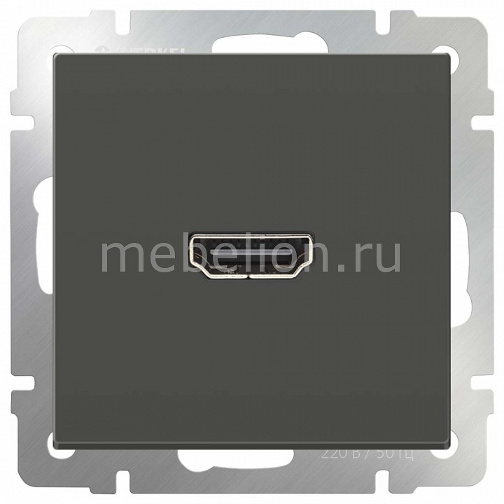 Розетка HDMI без рамки Werkel a036561