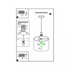 Подвесной светильник Eglo 31598 Maserlo