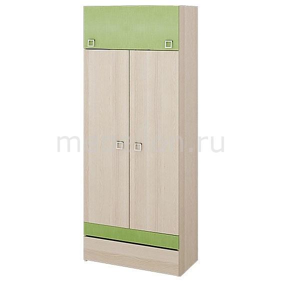 Шкаф платяной Мебель Трия Киви ПМ-139.05 ясень коимбра/панареа шкаф для белья мебель трия индиго пм 145 11 ясень коимбра навигатор