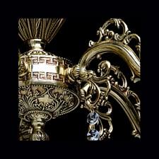 Подвесная люстра Chiaro 411011605 Паула 4