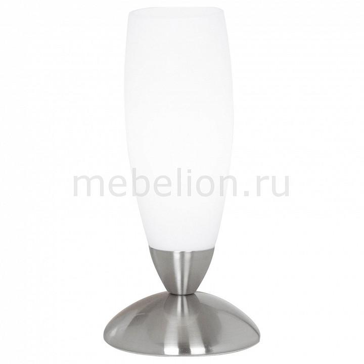 Настольная лампа декоративная Eglo Slim 82305 лампа настольная eglo slim 82305