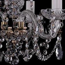 Подвесная люстра Bohemia Ivele Crystal 1402/3/141/Pa 1402
